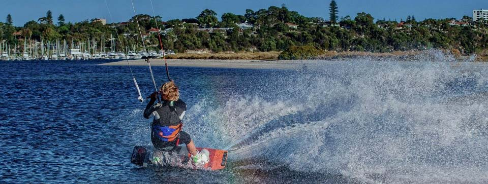 Perth Kiteboarding - Loose Kites