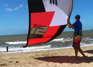 Safety Bay Kitesurfing